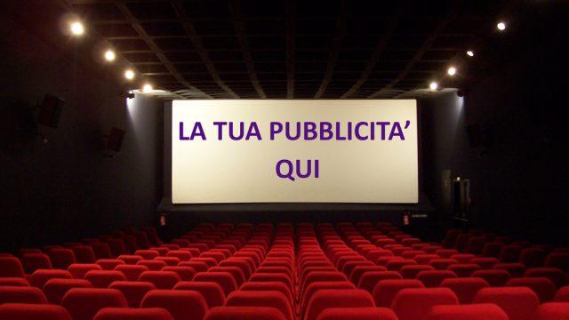 Pubblicità nei cinema di Roma